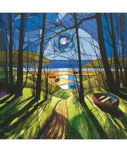 David James, Beach Path