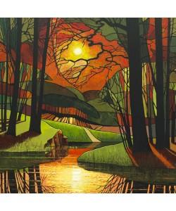 David James, Evening Light