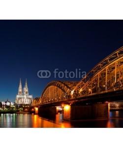 davis, Hohenzollernbrücke 2
