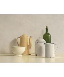 de Bont Willem, Still Life with yellow Coffeepot