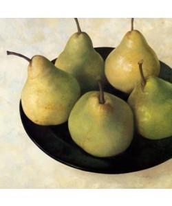 Fabrice de Villeneuve, Classic Bartlett Pears