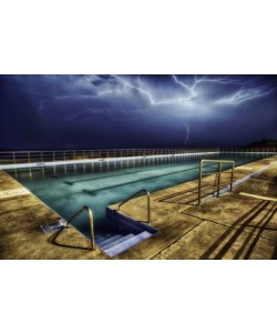 Dee Kramer, Shellharbour Pool Strike