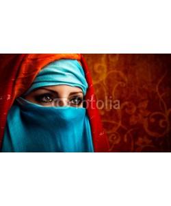 determined, Arabic woman