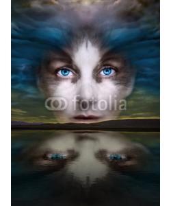dflohr, mystic face