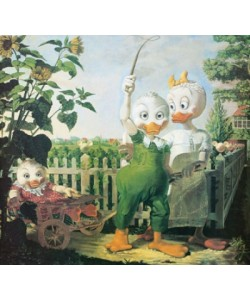 Die Duckomenta ©, Die Dünkelduckschen Kinder
