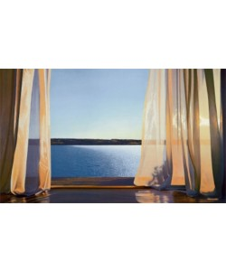 Leinwandbild, Alice Dalton Brown, Long Golden Day