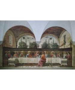 Domenico Ghirlandaio, Das letzte Abendmahl