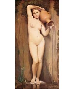 Jean-Auguste-Dominique Ingres, La Source