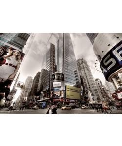 Dr. Michael Feldmann, Times Square