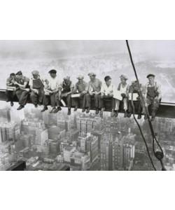 Charles Ebbets, Lunchtime atop Skyskraper