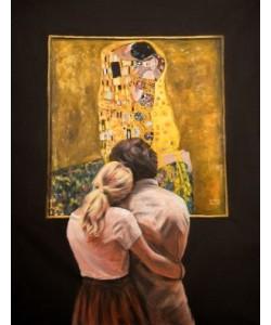 Escha Van den Bogerd, Watching Klimt