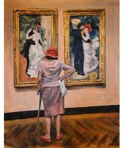 Escha Van den Bogerd, Watching Renoir