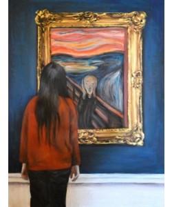 Escha Van den Bogerd, Watching The Scream