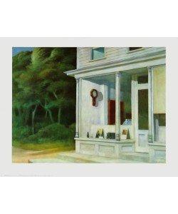 Edward Hopper, Sieben Uhr Morgens
