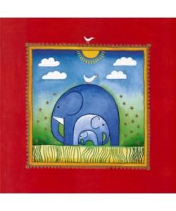 Linda Edwards, Three little elephants