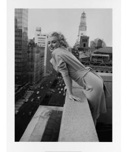 Ed Feingersh, Marilyn Monroe on the Ambassador