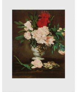 Édouard Manet, Blumen in einer Vase, 1916
