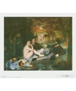 Édouard Manet, Frühstück im Freien