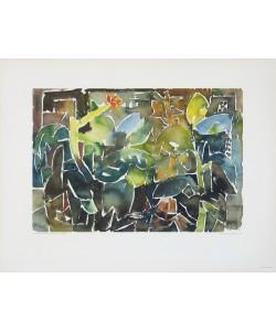 Eduard Bargheer, Herbstlicher Garten