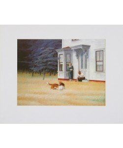 Edward Hopper, Cape Cod Evening