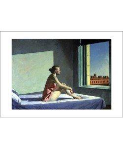 Edward Hopper, Morgensonne, 1952