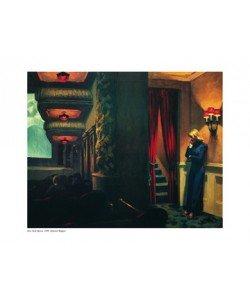 Edward Hopper, New York Movie, 1939