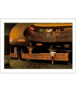 Edward Hopper, The Sheridan Theatre, 1928