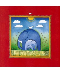 Linda Edwards, Three little elephants