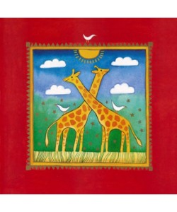 Linda Edwards, Two little giraffes