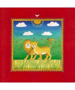 Linda Edwards, Two little lions