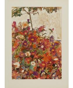 Egon Schiele, Blumenfeld