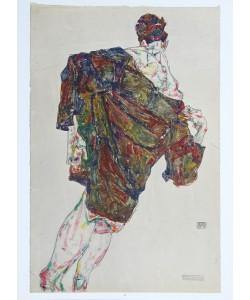 Egon Schiele, Erlösung - 1913