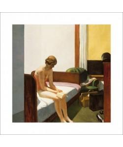 Edward Hopper, Hotel room, 1931