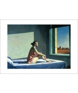 Edward Hopper, Morgensonne, 1952