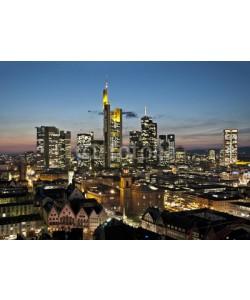 Eisenhans, Skyline Frankfurt