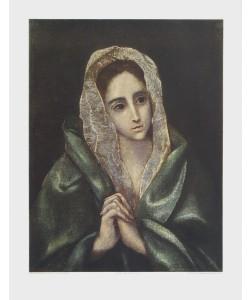 El Greco, Mater Dolorosa