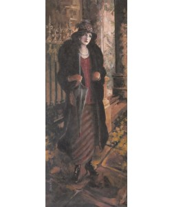 Jack Ellis, VICTORIAN LADY I