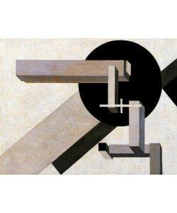 El Lissitzky, Proun 1 D
