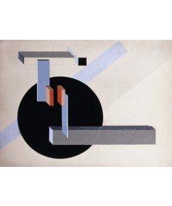 El Lissitzky, Proun 89