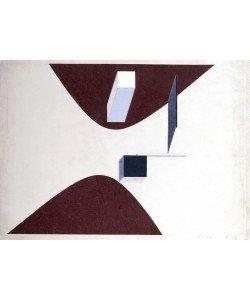 El Lissitzky, Proun N 90