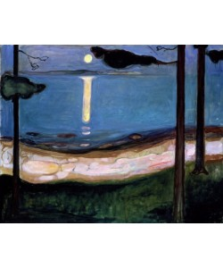 Edvard Munch, Mondnacht