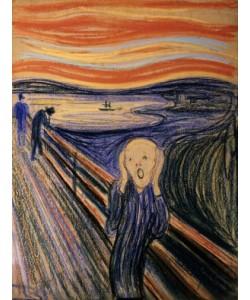 Edvard Munch, Der Schrei
