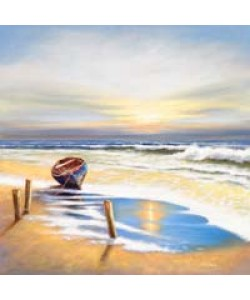 Eric Erwin, Boat on the shore