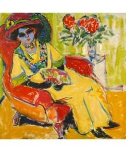 Ernst-Ludwig Kirchner, Bildnis Dodo