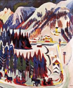 Ernst-Ludwig Kirchner, Sertig Tal