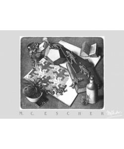 M. C. Escher, Reptilien