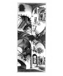 M. C. Escher, Oben und Unten