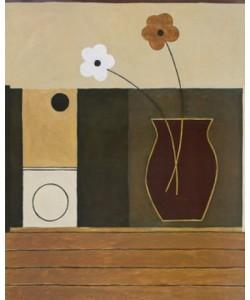 Pablo Esteban, Circles & Flowers II