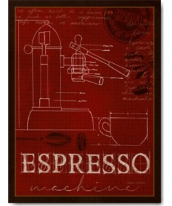 Marco Fabiano, Coffee Blueprint IV v.2