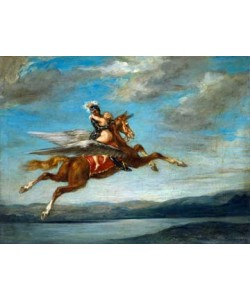 Eugene Delacroix, Roger und Anglique